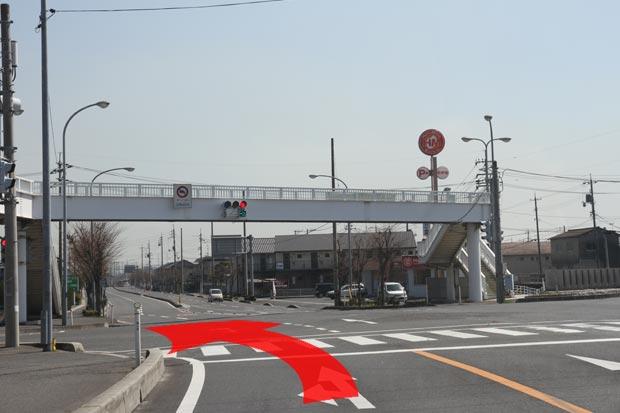 倉敷芸術科学大学入口前交差点