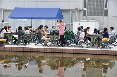 学生休憩スペース