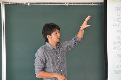 飯田智行先生