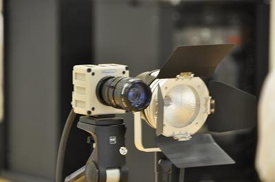 超高速度カメラ