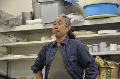 磯谷晴弘先生
