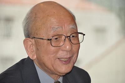 鈴木 章 先生(2010年ノーベル化学賞受賞)の凱旋帰学