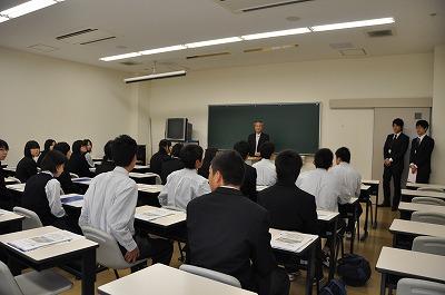 岡山県立倉敷鷲羽高等学校の皆さん