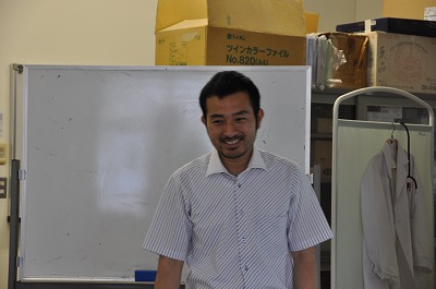 椎葉大輔先生