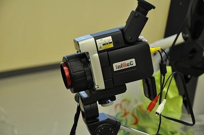 サーモグラフィーカメラ