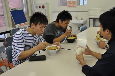 食堂の近況報告(続)