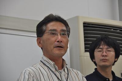 大島次男さん