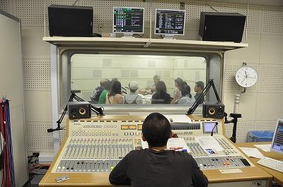 イベントPRのラジオ