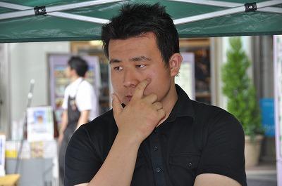 沖田紘行さん