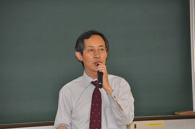 岡田光生氏