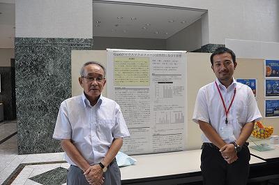 川上先生と椎葉先生