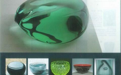 光とかたまり:ガラスの塊量表現について