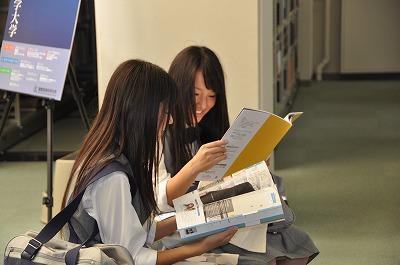 オープンキャンパス開催中!!(2011年10月)