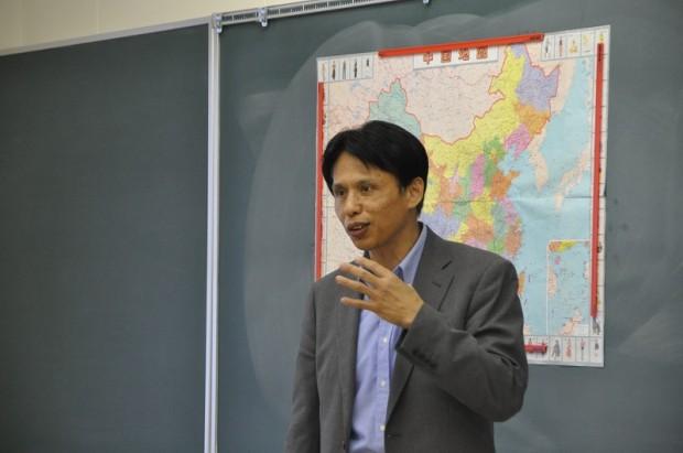 JGC技術株式会社 代表取締役 張 建光 さん
