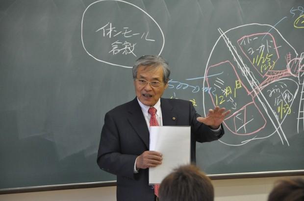 倉敷商工会議所会頭 岡壮一郎氏