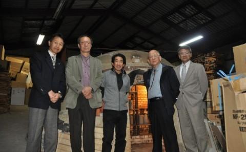 鈴木 章 先生の陶芸体験について