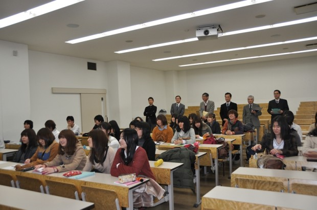 授業公開スタート