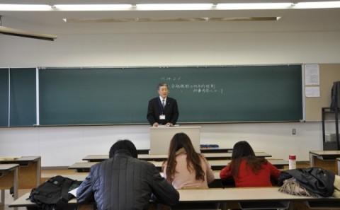 起業経営学科講義「金融実務論」について