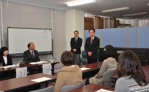 就業力育成事業「特別講義」についてVol.2