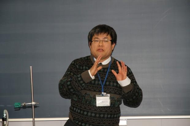 岡憲明先生