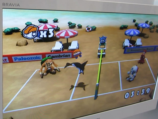 ステージ9 Wii