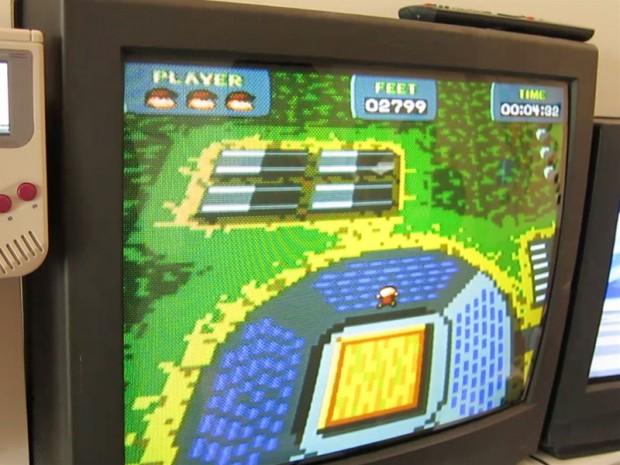 ステージ4 スーパーファミコン