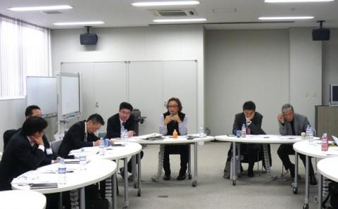 おかやまバイオマスイノベーション創造センター平成23年度第2回運営委員会の開催について