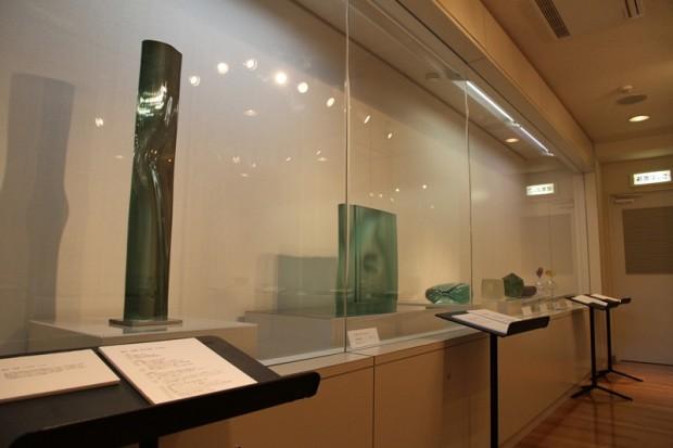 「光とかたまり:ガラスの塊量表現」出展作品