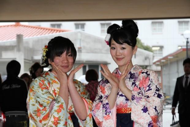 山本桂子さんと伊東亜子さん