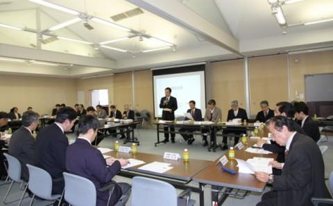 平成23年度第3回自己評価委員会が開催されました。