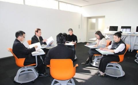 就業力支援事業 事業報告ミーティングが開催されました。
