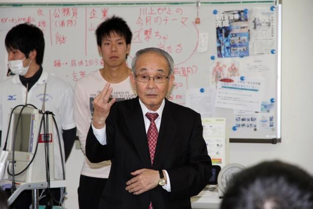 川上雅之教授