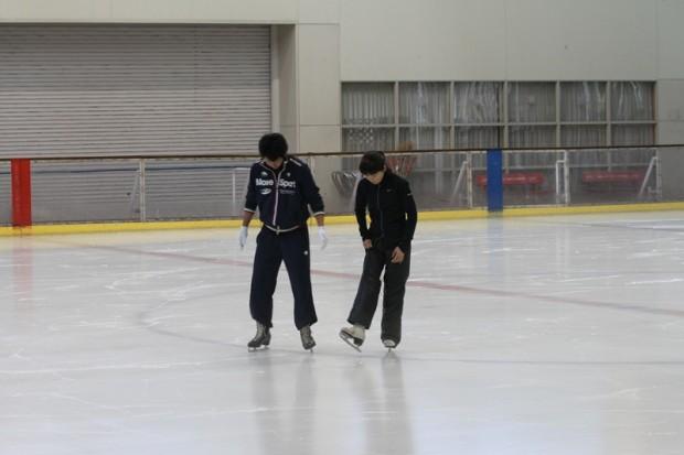 フィギュアスケート体験