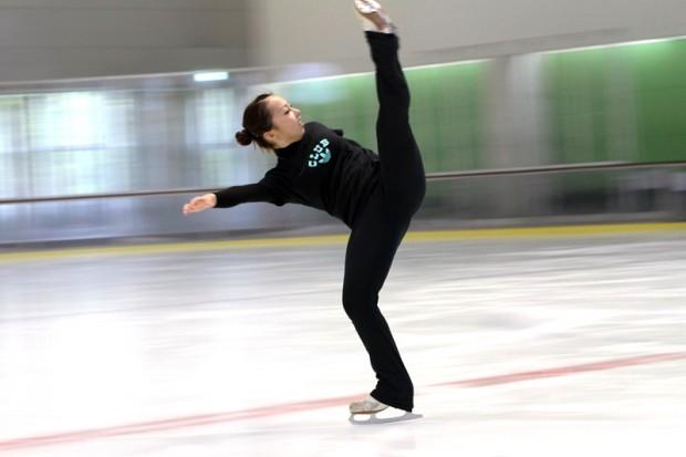 髙嶋さんスケート