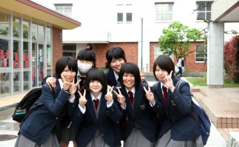 岡山工業高等学校の来校についてvol.1