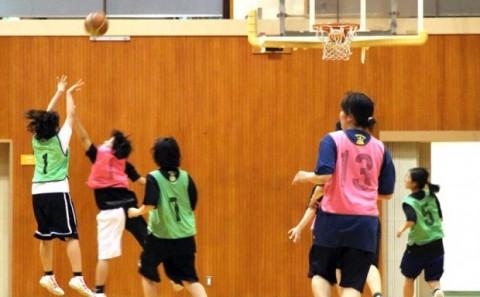 2012女子バスケットボール部についてvol.1