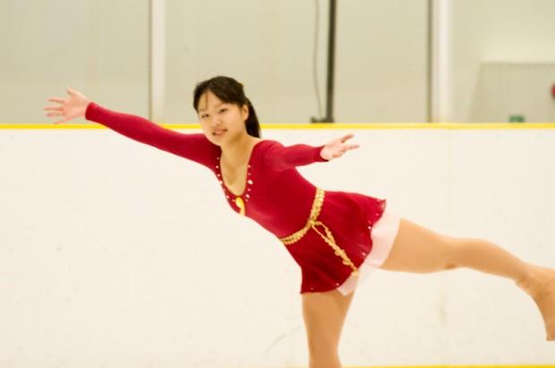 小林沙耶加さん演技