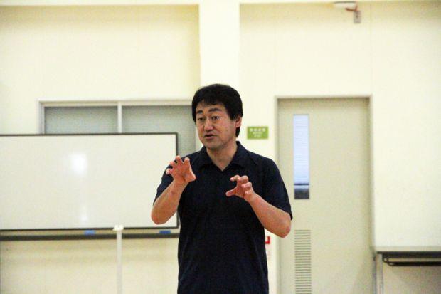 枝松 千尋 先生