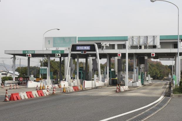 瀬戸中央道早島IC