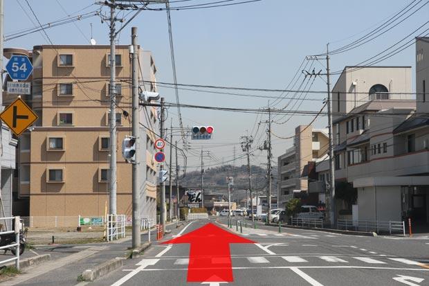 県道54号線