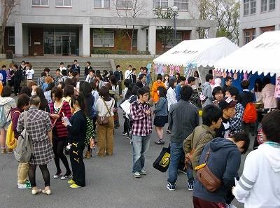 平成23年度 霞際が開催されました。