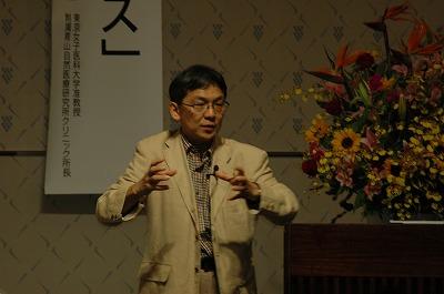 ヘルスピア倉敷特別講演会が開催されました。