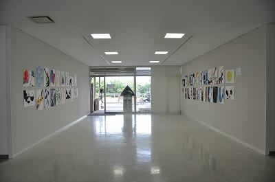 芸術学部展示スペース「ZONE」についてvol.1