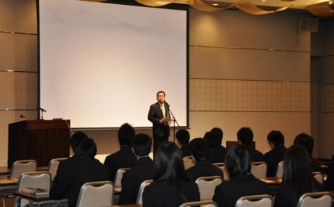 岡山県立玉島高等学校の課題研究発表会について