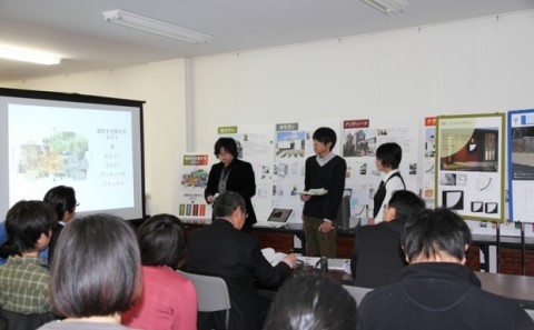 Post project2011最終プレゼンテーション!!