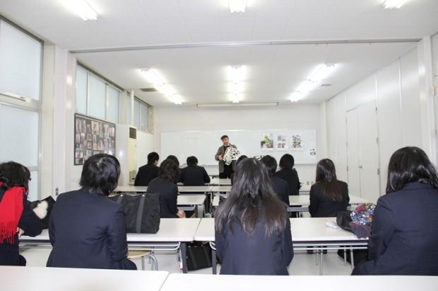 岡山理科大学附属高等学校2年生の皆様