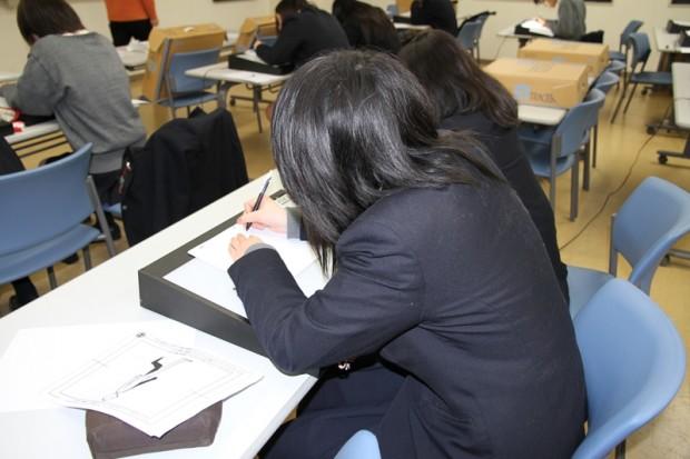 アニメ・デザインコース体験実習