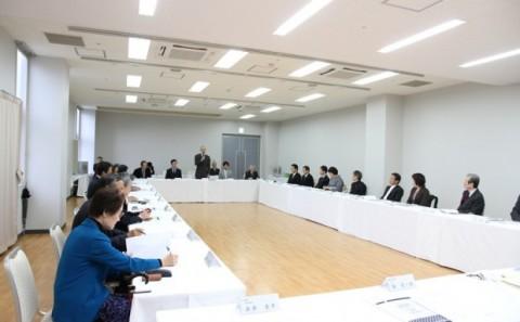 平成24年度第1回外部諮問委員会の開催について