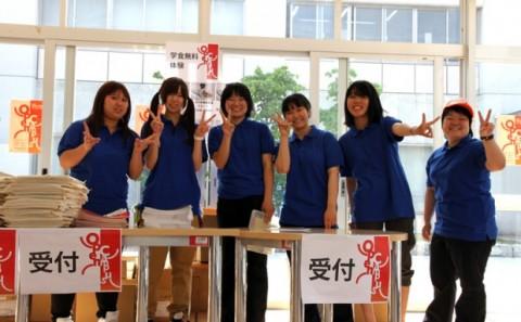 平成24年6月10日(日)開催のオープンキャンパスについて