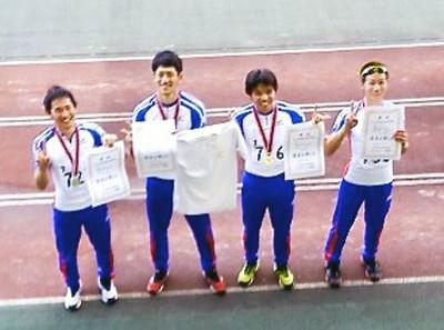 第58回岡山県陸上競技選手権大会の戦績について